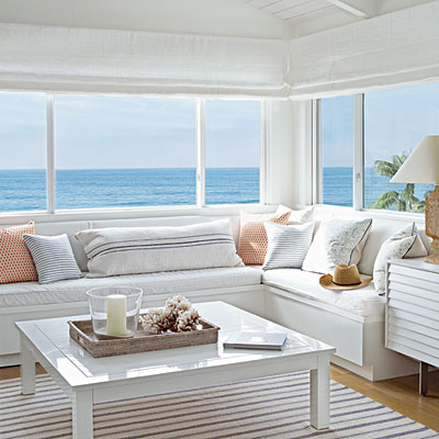 Beach Inspired Houses | GET THE LOOK XX